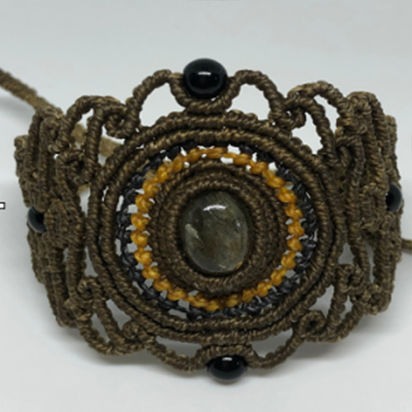 Ibiza style armbanden